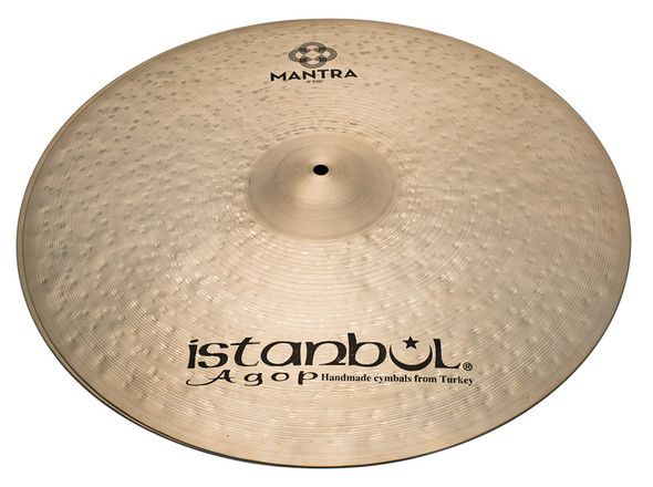 Istanbul Agop CBMH15 15-inch Cindy Blackman Mantra HiHat Cymbals