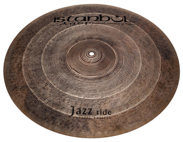 Istanbul SER21 21-inch Special Edition Jazz Ride Cymbal