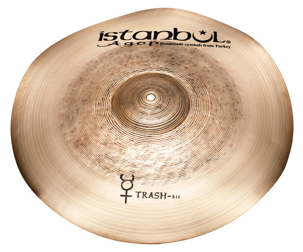 Istanbul Agop THIT10 10-inch Traditional Trash Hit Cymbal
