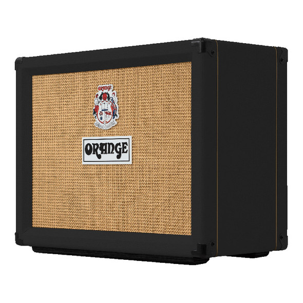 Orange Rocker 32, 2 x 10 Combo Guitar Amplifier, Black