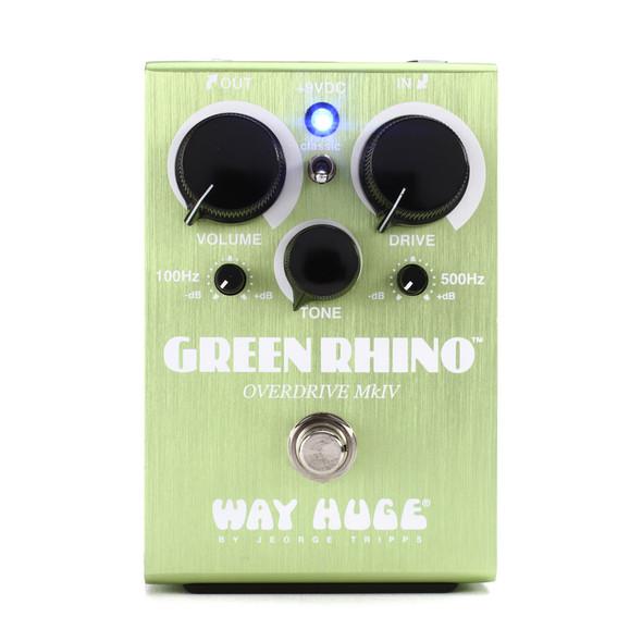 Way Huge Green Rhino Mk4 Overdrive Effects Pedal