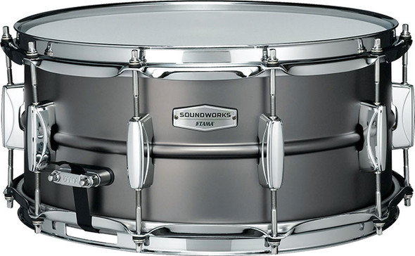 Tama Soundworks 14 x 6.5 Inch Steel Snare Drum
