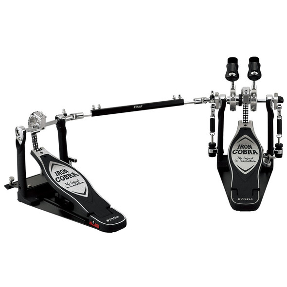 Tama Iron Cobra HP900RWN Rolling Glide Double Bass Drum Pedal w/Case