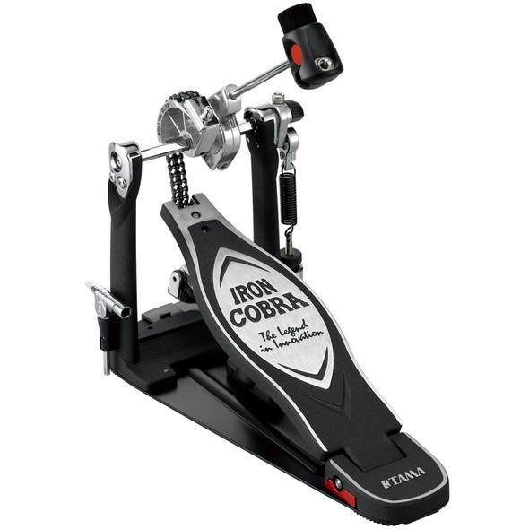 Tama Iron Cobra HP900RN Rolling Glide Bass Drum Pedal w/Case