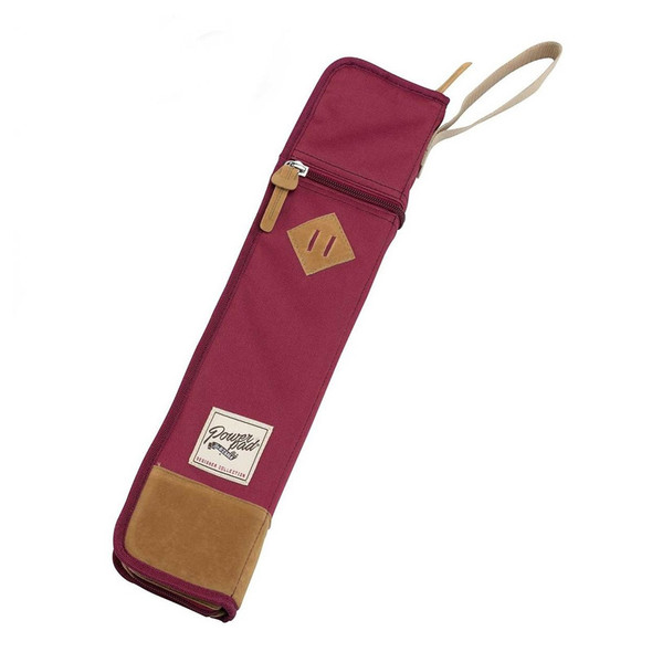 Tama TSB12WR PowerPad Stick Bag, Wine Red