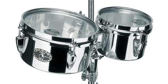 Tama MT68ST Steel Mini Tymps 6 inch and 8 inch