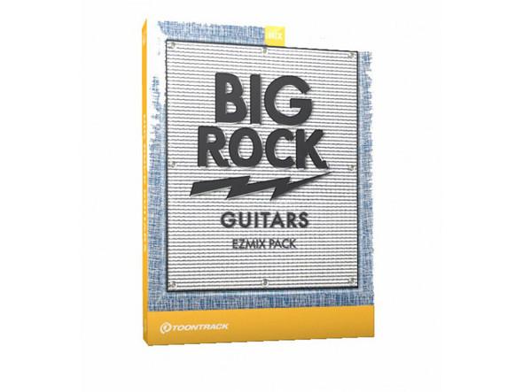 Toontrack Big Rock Guitars EZmix Pack (Serial Download)