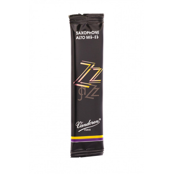 Vandoren ZZ Alto Sax Reed, Strength 3, Single