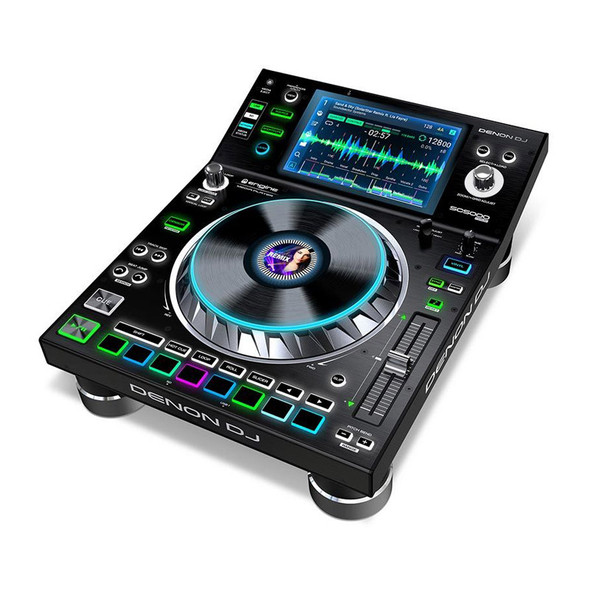 Denon SC5000 Prime Professional Media Player DJ Controller