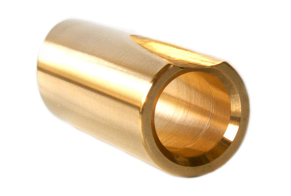 Rock Slide Brass Guitar Slide, Medium