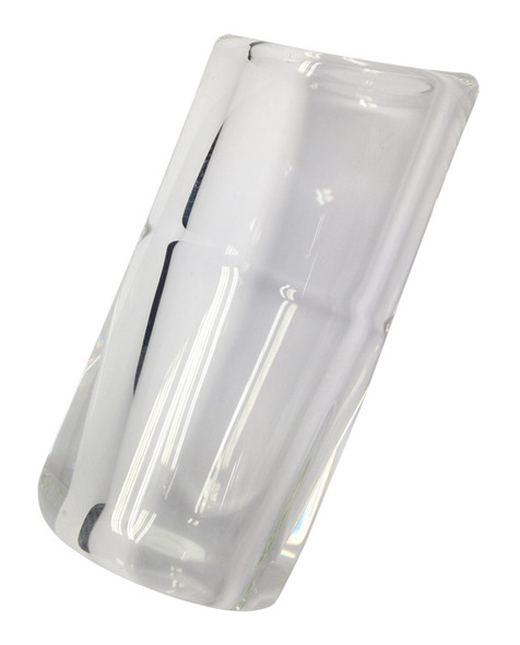 Rock Slide Glass Guitar Slide, Medium
