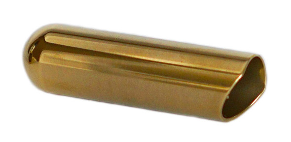 Rock Slide Ariel Posen Signature Balltip Brass Guitar Slide