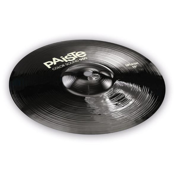 Paiste Color Sound 900 Black 10-inch Splash Cymbal