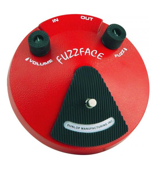 Dunlop JDF2 Fuzz Face Guitar Effects Pedal