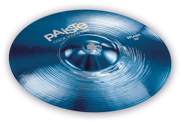 Paiste Color Sound 900 Blue 10-inch Splash Cymbal