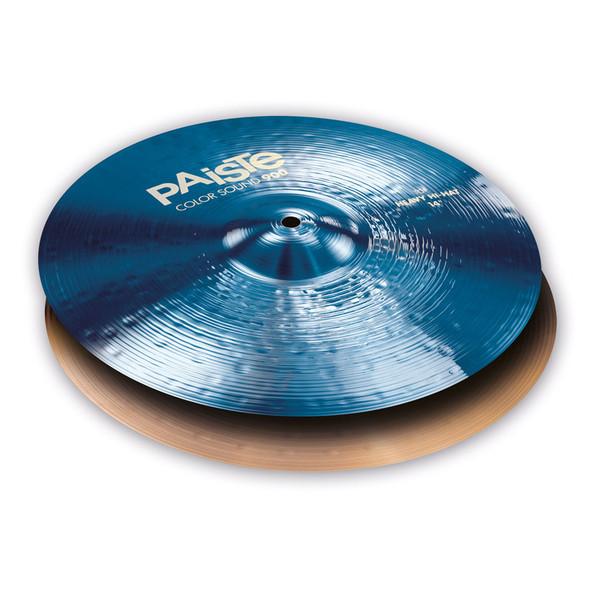 Paiste Color Sound 900 Blue 14-inch Heavy Hi-Hat Cymbals