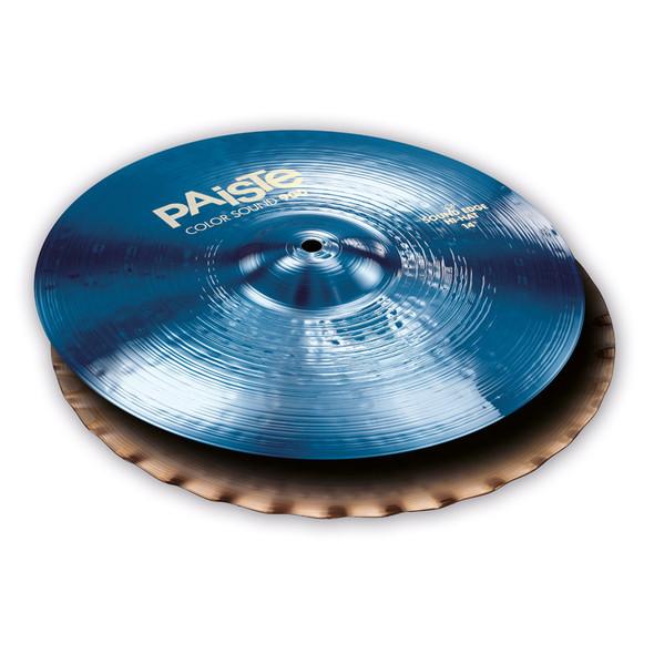 Paiste Color Sound 900 Blue 14-inch Sound Edge Hi-Hat Cymbals