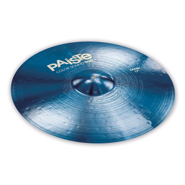Paiste Color Sound 900 Blue 17-inch Crash Cymbal