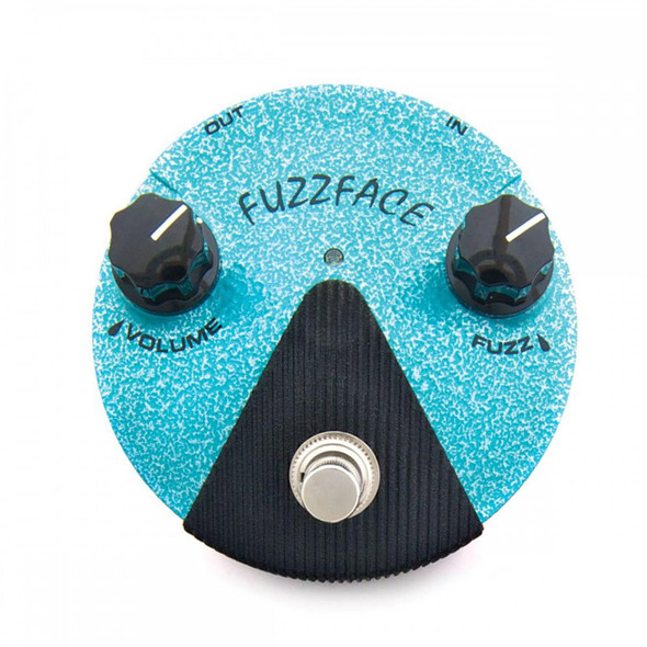 Dunlop FFM3 Fuzz Face Mini Hendrix Guitar Effects Pedal