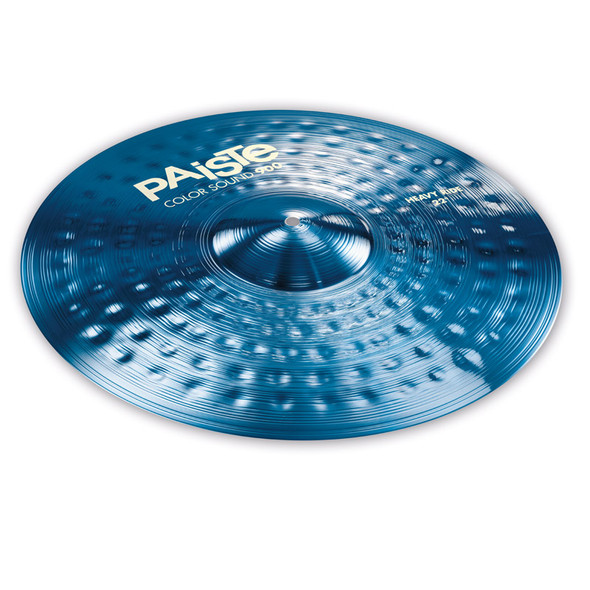 Paiste Color Sound 900 Blue 22-inch Heavy Ride Cymbal