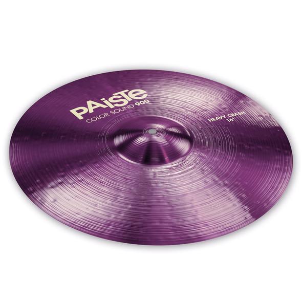 Paiste Color Sound 900 Purple 16-inch Heavy Crash Cymbal