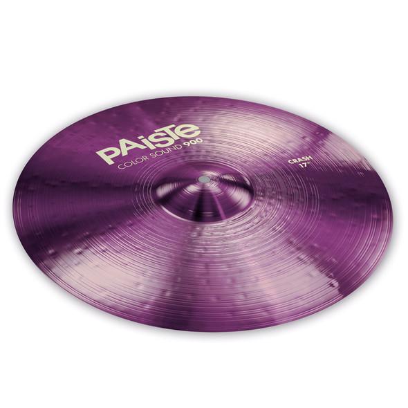 Paiste Color Sound 900 Purple 17-inch Crash Cymbal
