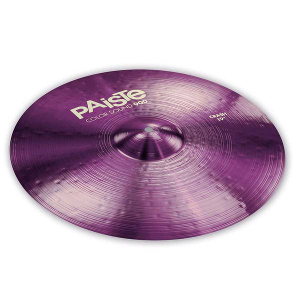 Paiste Color Sound 900 Purple 19-inch Crash Cymbal