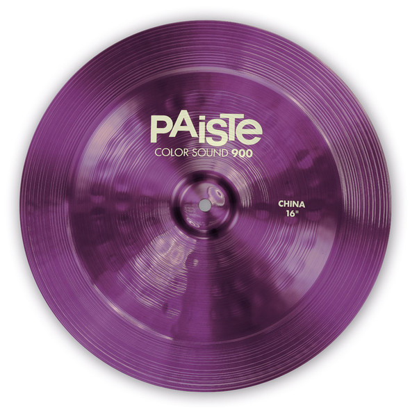 Paiste Color Sound 900 Purple 20-inch Heavy Ride Cymbal
