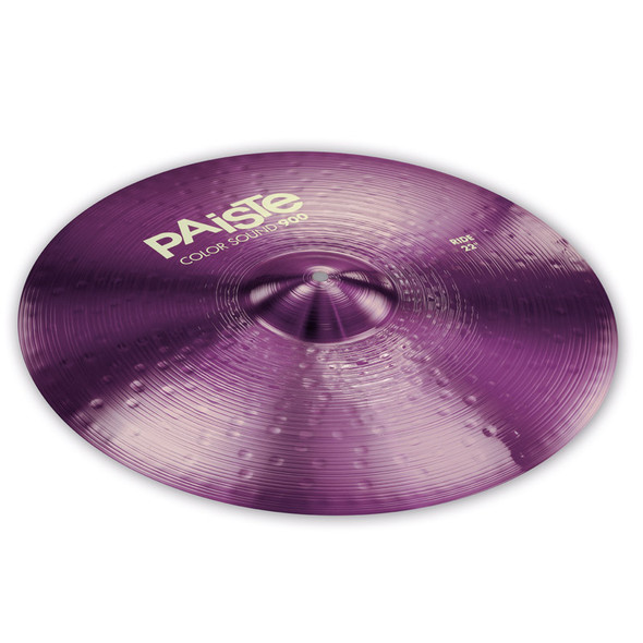 Paiste Color Sound 900 Purple 22-inch Ride Cymbal