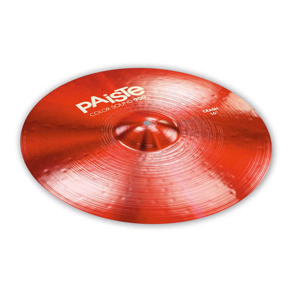 Paiste Color Sound 900 Red 16 Inch Crash Cymbal