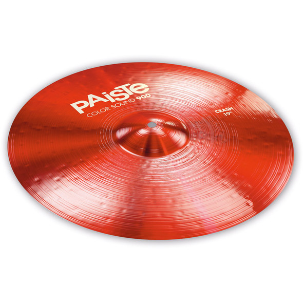 Paiste Color Sound 900 Red 19-inch Crash Cymbal