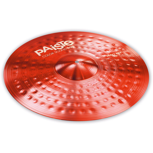 Paiste Color Sound 900 Red 22-inch Heavy Ride Cymbal