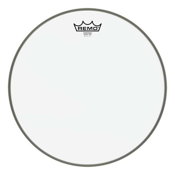 Remo SE-0114-00 Emperor Hazy 14 Inch Snare Side Drum Head