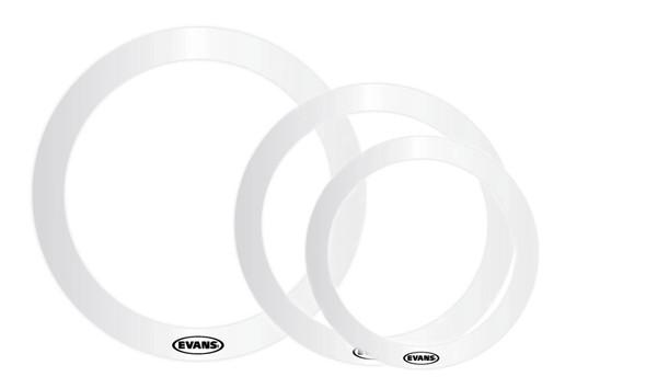 Evans ER-STANDARD E-Ring Dampening Ring PrePack, Standard
