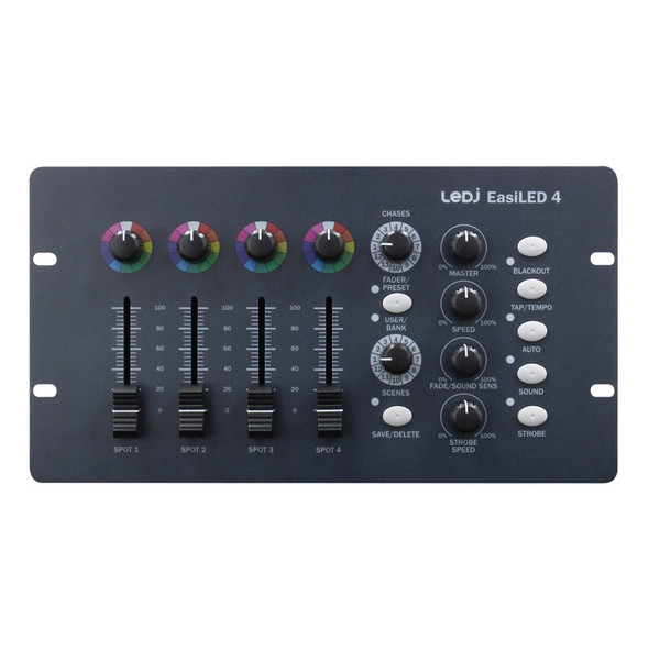 LEDJ EasiLED 4 DMX Controller