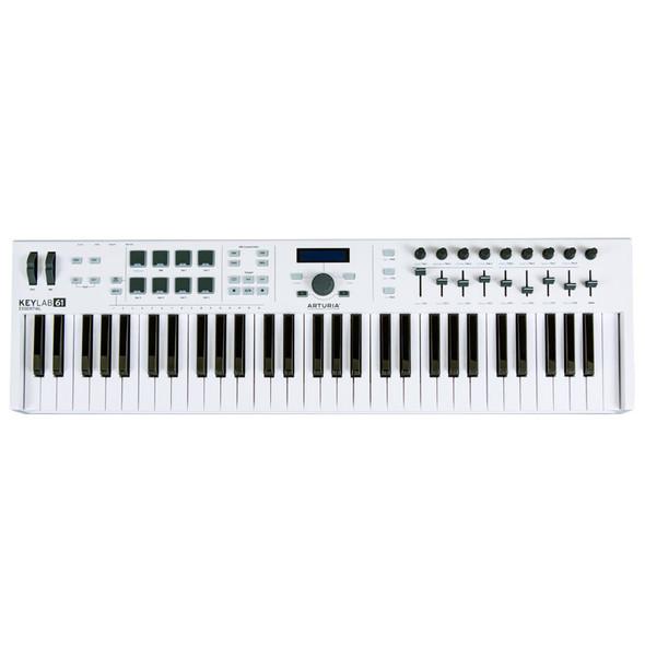 Arturia Keylab Essential 61 USB MIDI Controller Keyboard
