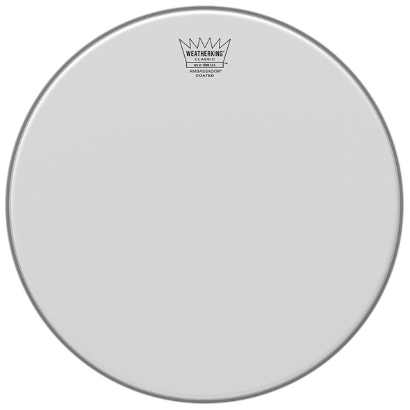 Remo CL-0114-BA 14 Inch Classic Fit Coated Ambassador Drum Head