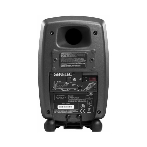 Genelec 8020D Active Studio Monitor, SIngle