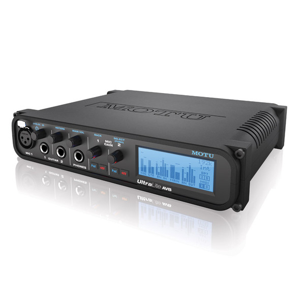 MOTU Ultralite AVB USB Audio Interface