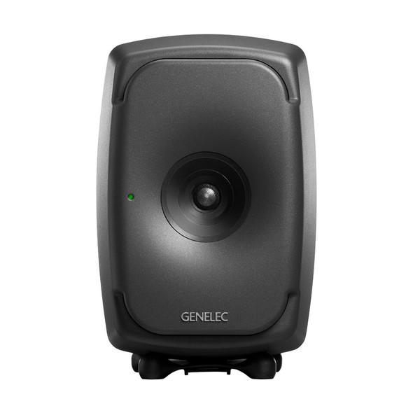 Genelec 8341 SAM Active Studio Monitor with DSP, Grey, Single