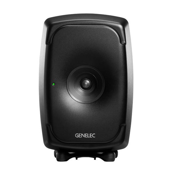 Genelec 8341 SAM Active Studio Monitor with DSP, Black, Single