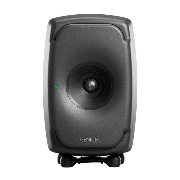Genelec 8331 SAM Active Studio Monitors with DSP, Grey, Pair
