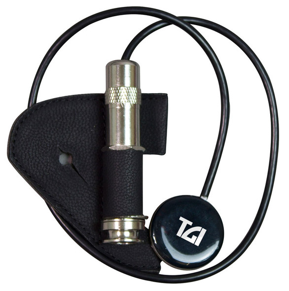 TGI Single Transducer Acoustic Piezo Pickup