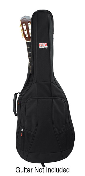 Gator GB-4G-CLASSIC 4G Style Gig Bag For Classical Guitars