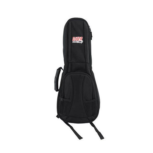 Gator GB-4G-UKE SOP 4G Style Gig Bag For Soprano Style Ukuleles