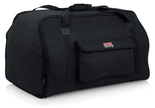 Gator GPA-TOTE15 Speaker Tote Bag, 15-inch