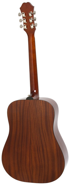 Epiphone DR-100 Dreadnought Acoustic Guitar, Natural