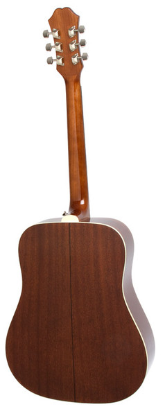Epiphone DR-100 Dreadnought Acoustic Guitar, Vintage Sunburst