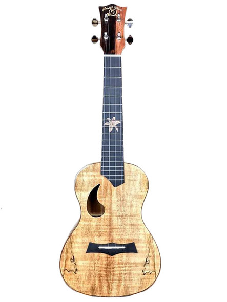 Snail BH-1C Spalted Maple Concert Ukulele