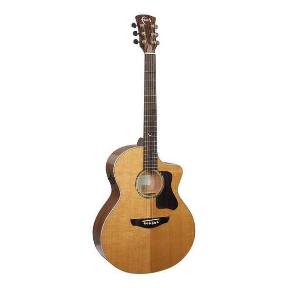 Faith FG1NCE Legacy Mahogany Neptune Cutaway Electro Acoustic Guitar
